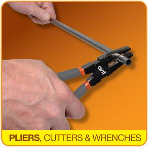 Pliers, Cutters & Wrenches